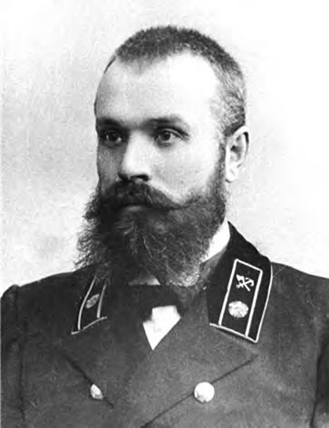 Профессор КПИ Е.О. Патон