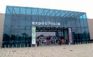 Выставочный зал EKSPOSILESIA