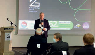 Конференцию открывает д-р инж. Адам Пиетрас, директор Польского института сварки